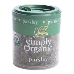 Simply Organic 파슬리