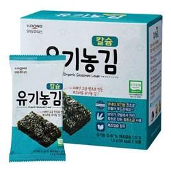 일동후디스 칼슘 유기농김 15g