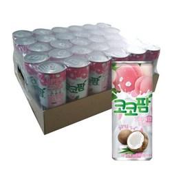 코코팜 코코팜 피치핑크 복숭아 음료수